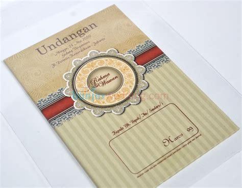 desain undangan pernikahan hardcover undangan pernikahan hardcover murah hrc09 banjar wedding