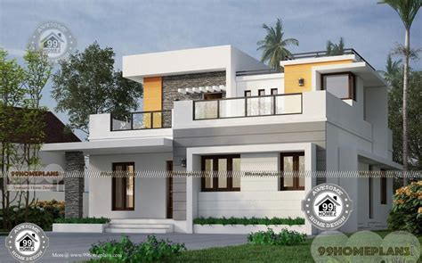 35 x 40 house plans with low cost flat type simple