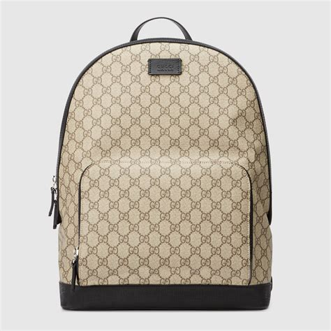 Backpack Gucci by Gg Supreme Backpack Gucci S Backpacks 406370klqax9772