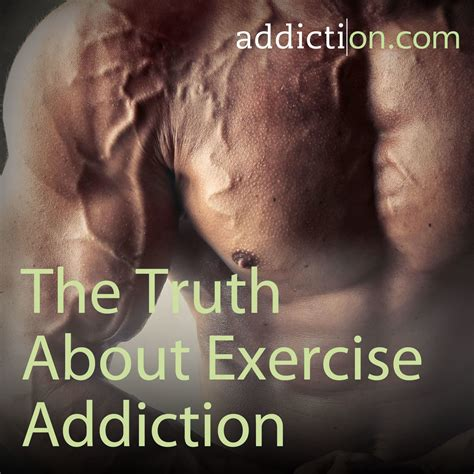 Exercise Detox Symptoms by The About Exercise Addiction