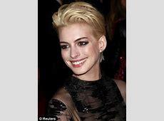 'Pixie haircut' trendsetters Jennifer Lawrence and Pamela ... Kristin Chenoweth Pixie