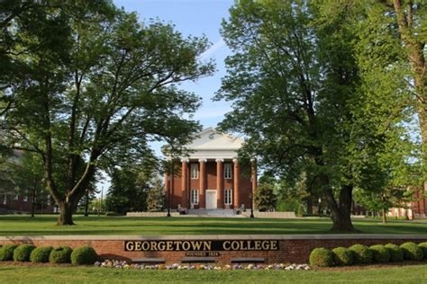 Kentucky Mba Gre by Georgetown College Profile Rankings And Data Us News