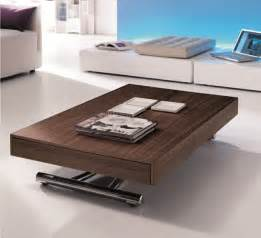 table basse relevable extensible but