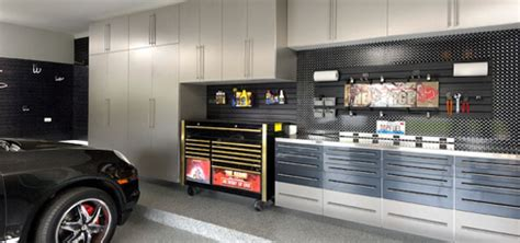 custom garage cabinets chicago stainless steel cabinets