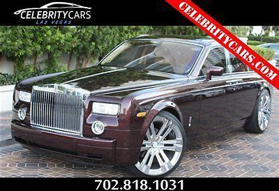 how can i learn about cars 2005 rolls royce phantom security system find used 2005 rolls royce phantom 22 quot custom lexani wheels sunroof non smoker trades in las