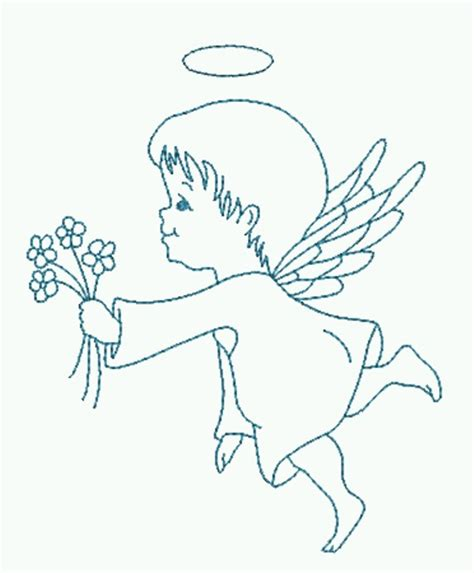 free embroidery design angel free angel embroidery design 171 embroidery origami