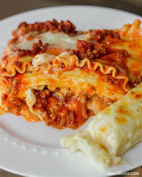 easy lasagna recipe cottage cheese