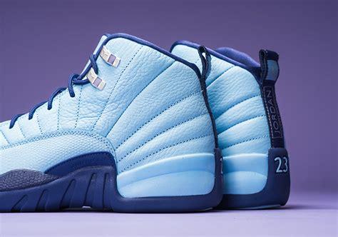 elecmotive 12 purple 12 blue air 12 gs purple dust release date sneaker