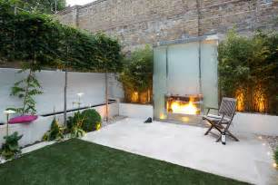 Slate Stone Patio Ideas Minimalist Yet Modern By Garden Designer Kate Gould
