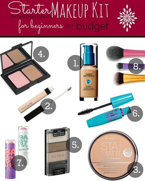 Beginner Make Up Set makeup your mind starter makeup kit for beginners on a budget