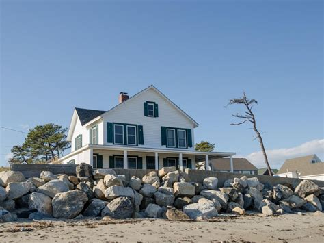 Home Away Maine by Classic Maine Oceanfront Cottage Homeaway Saco