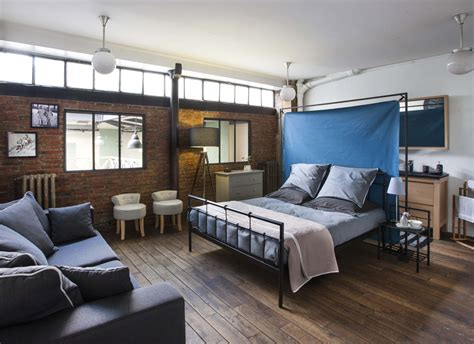 chambre style loft d 233 co chambre loft americain