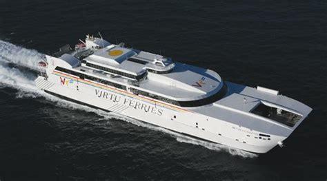 largest catamaran ferry the med s biggest catamaran timesofmalta