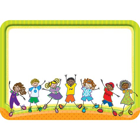 Namensetiketten Kinder by Fantastic Name Tags Labels Tcr5477