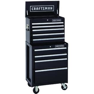 craftsman 5 drawer tool box kmart craftsman 26 in wide 5 drawer heavy duty top chest black