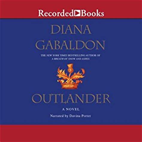 diana gabaldon outlander series 8 book set 1 8 outlander audiobook diana gabaldon audible