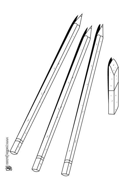 imagenes de utiles escolares a blanco y negro dibujos para colorear escolar lapices y borrador es