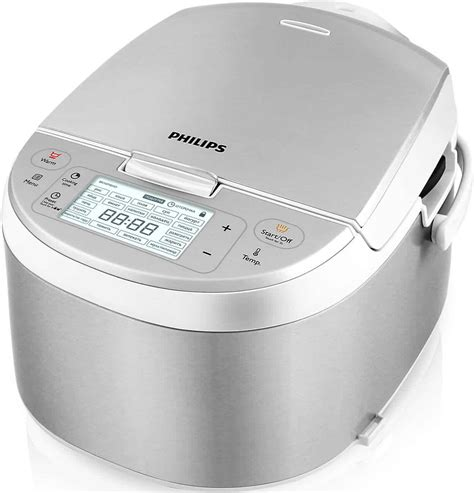 Multi Cooker Philips testing new appliances multifunctional multi cooker