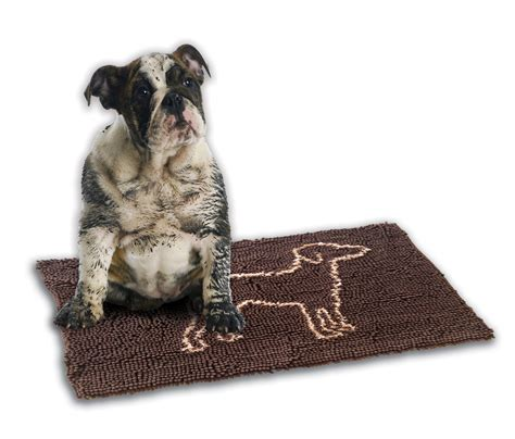 Clean Paws Mat by Clean Paws Mat Brown 35 X 24 Ethical Pet