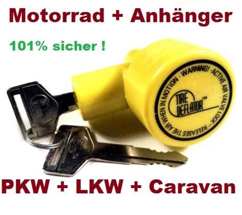 Motorrad Diebstahlschutz Versicherung by Diebstahlsicherung Caravan Lkw Motorrad Traktor Anh 228 Nger