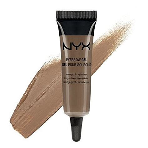 Nyx Eyebrow Gel Clear how to use eyebrow gel best eyebrow gels in the market