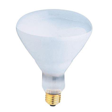 250 watt heat l home depot philips 250 watt 120 volt incandescent br40 heat l