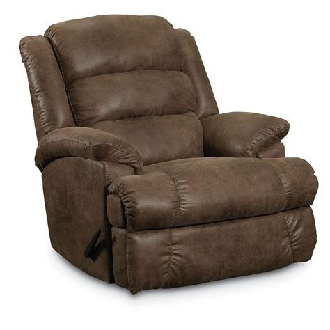 lane comfort king rocker recliner 8418 4180 21 lane knox comfort king recliner