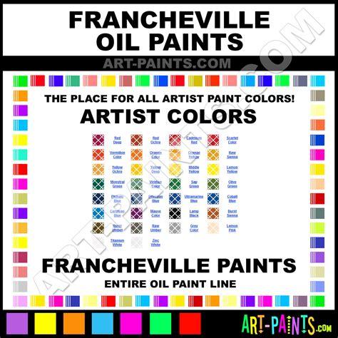 francheville paint brands francheville paint brands paint artist paints artist