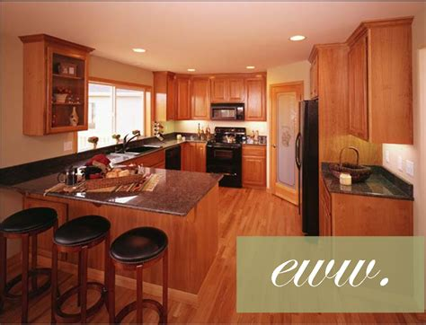 dark kitchen cabinets with light oak trim quicua com