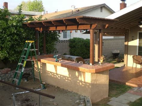 how to build a backyard bbq build a backyard barbecue