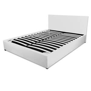 White Gas Shelf by Buy White Gas Lift Storage Bed Graysonline