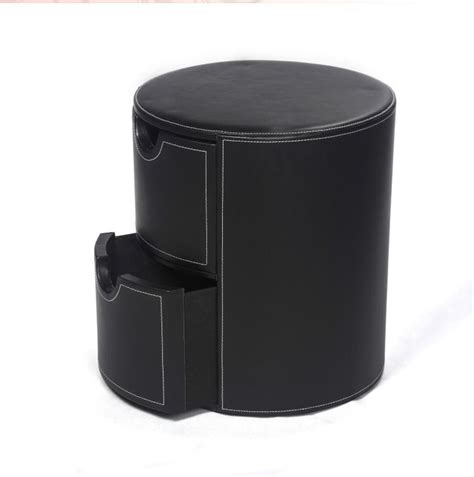 Container Store Stool by 2 Drawer Storage Stool Chair Bin Box Container For