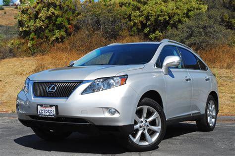 2010 lexus rx350 review 2010 lexus rx350 sport review test drive