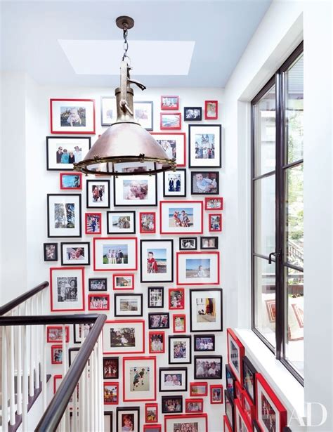 family photo gallery wall 16 photo display ideas for family pictures photos
