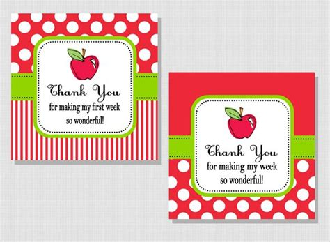 pencil pen gift tags printable back to school week of school gift tag gift ideas