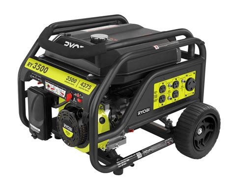 ryobi 3500 watt generator the home depot canada