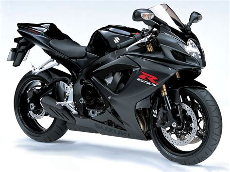 New Suzuki Gsxr 600 Suzuki Gsxr 600 Black Free Hd Wallpaper