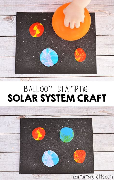 solar system crafts for 46 best images about outer space crafts on