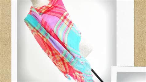 brand name silk scarf fresh color custom made scarf neck