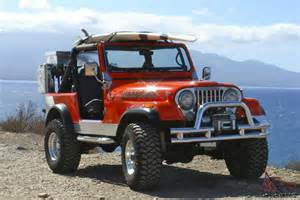 Cj7 Jeeps 1982 Jeep Cj7 Custom Conversion