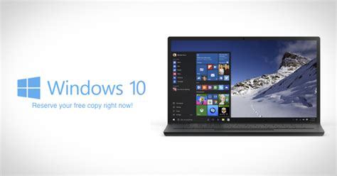 how to reserve your windows how to reserve free windows 10 copy for your pc right now