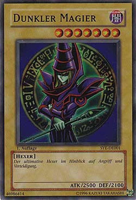 dunkler magier deck dunkler magier yugi evolution starter decks einzelkarten