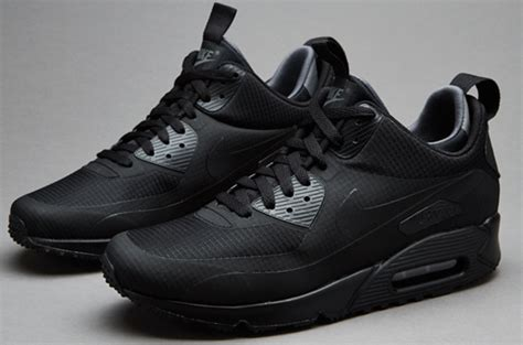 Harga Tsugi Netfit sepatu sneakers nike sportswear air max 90 mid winter black