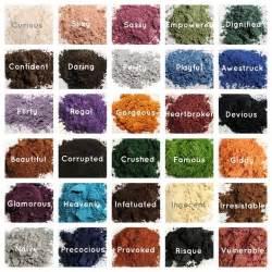 younique pigment colors reblog