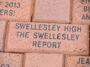 Swellesley Report by Thank You Wellesley High For Hosting Us On Seminar Day The Swellesley Report News About