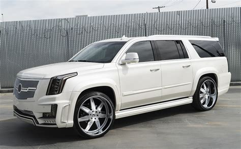 Custom Cadillac Escalade By Forgiato