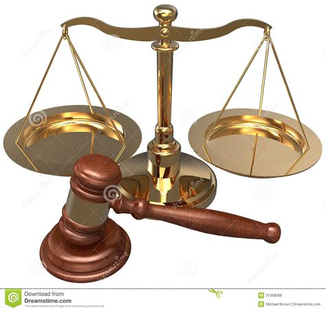 Scale Gavel Lawyer Justice Legal Attorney Stock ... Law Scale Of Justice