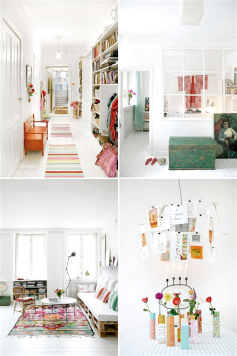scandinavian colours another scandinavian home the style files