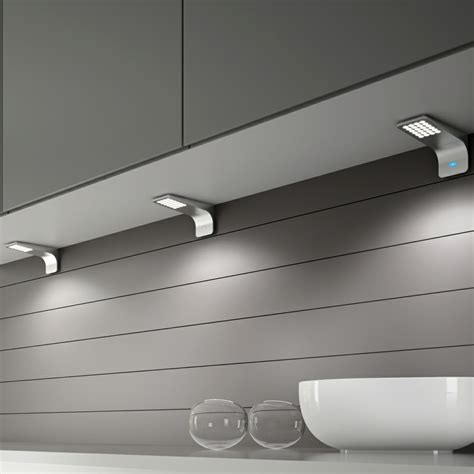 kitchen cabinet led lighting modica led cabinet surface mounted light