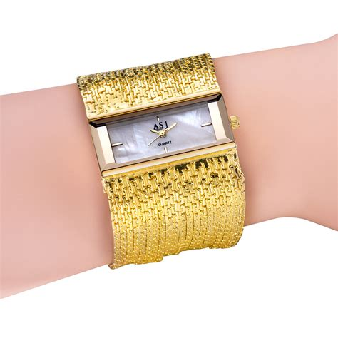 wide band clock vogue fashionable multi